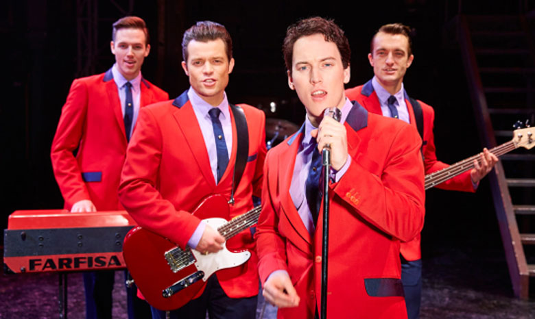 The Jersey Boys to christen new Trafalgar Theatre