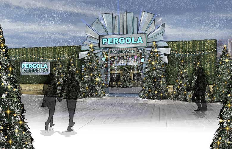 The Miracle on Kingdom Street Festive Pop Up