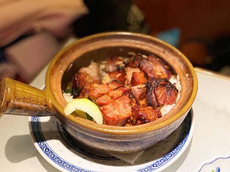 The Food at Wun's Tea Room