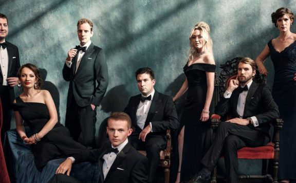 Carols for the City with the VOCES8 Foundation
