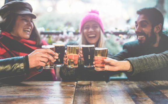 The Camden Winter Beer Hall