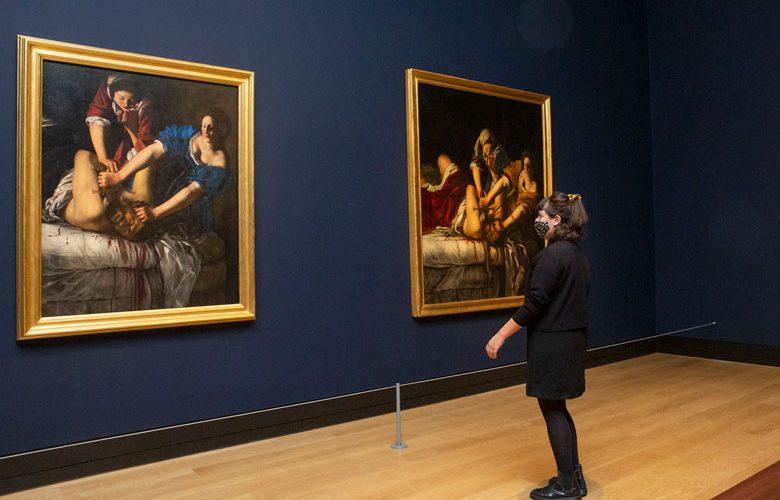 Virtual tour of Artemisia Exhibition
