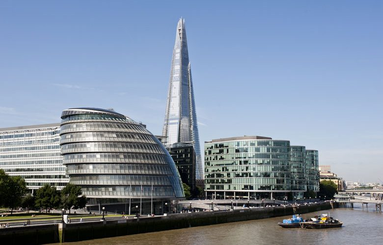 Win a year's subscription to Netflix and two tickets to the Shard