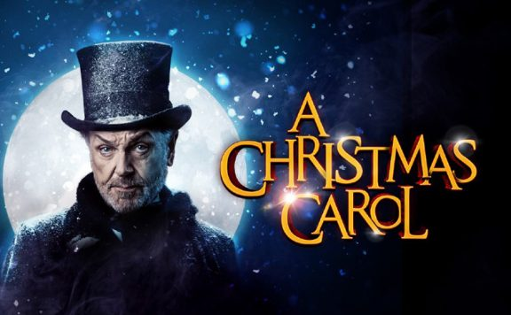A Christmas Carol at the Dominion Theatre