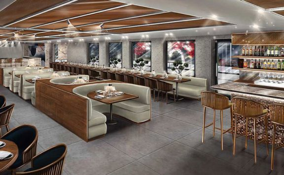 Bisushima rooftop restaurant opens near Leicester Square