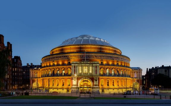 Royal Albert Hall 150th Birthday Concert
