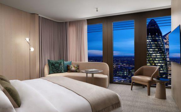 Pan Pacific hotel London