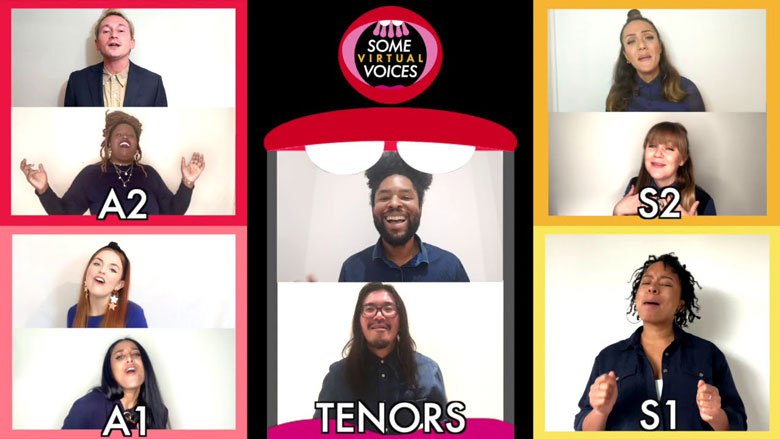 online choir class from Some Virtual Voices