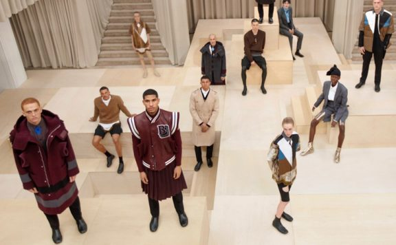 Burberry AW21 Escapes