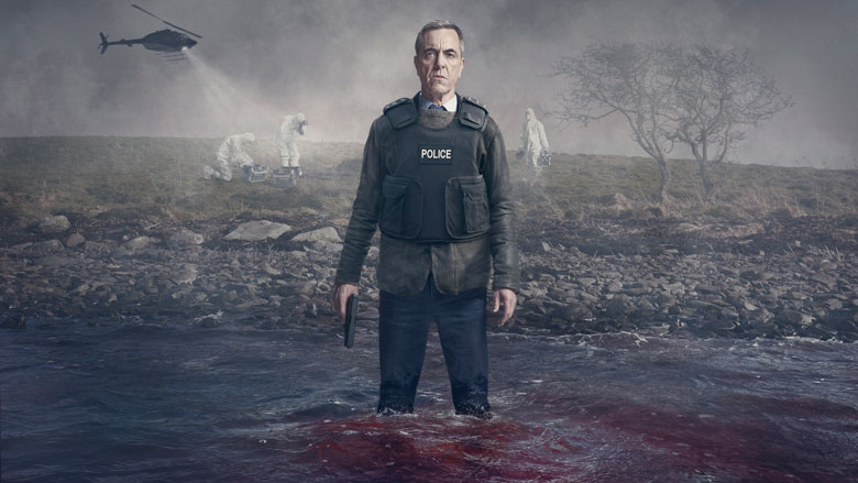 James Nesbitt in Bloodlands