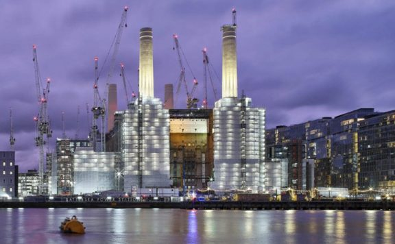 Battersea Power Station Shopping Centre