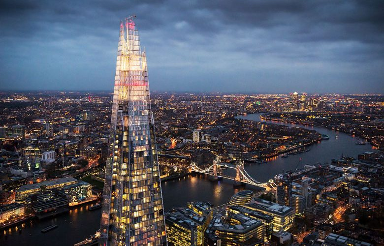 Win an annual pass to The View From The Shard