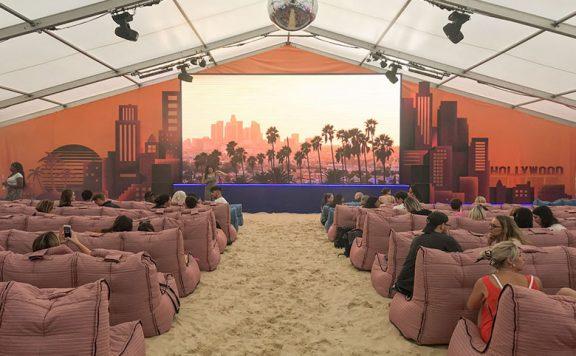 Backyard Cinema Summer Season