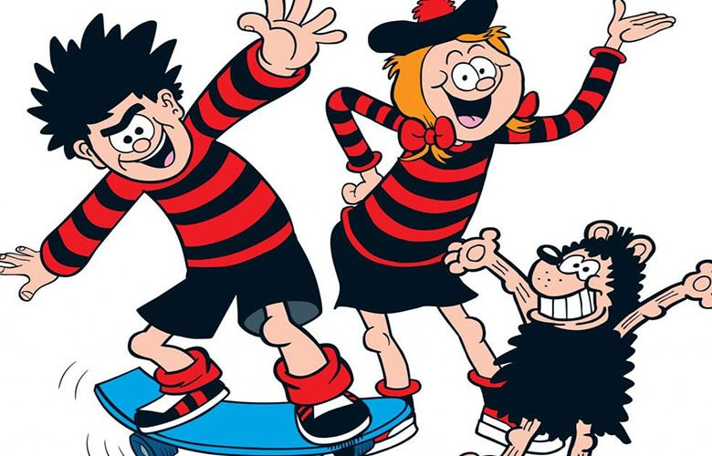 Beano Exhibition at Somerset House