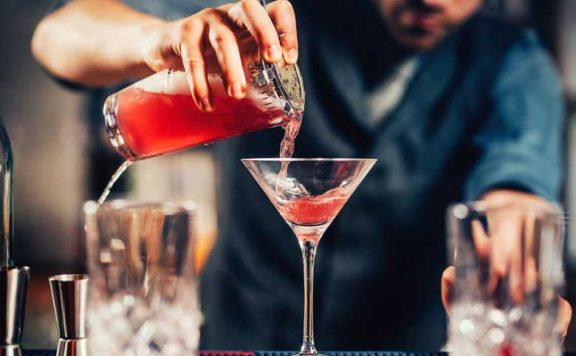 London cocktail month