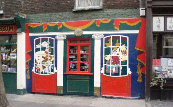 Pollock's Toy Museum Winter Programme